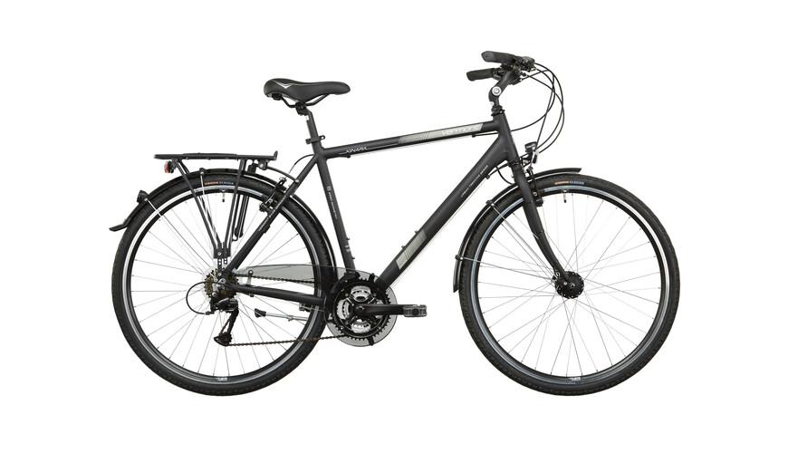 Vermont Kinara miesten pyörä, musta